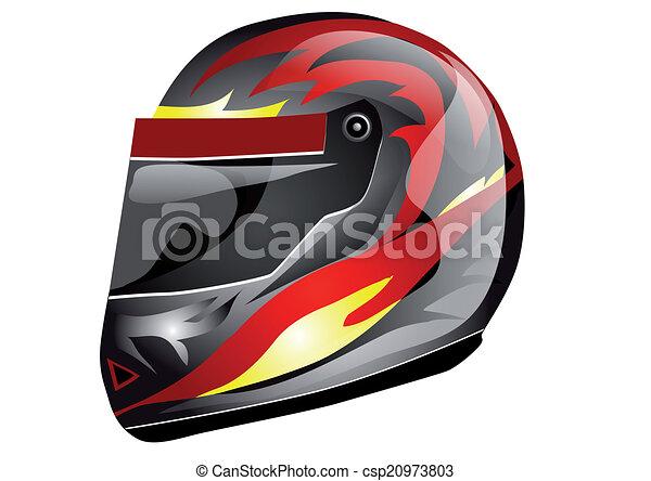 crash helmet - csp20973803