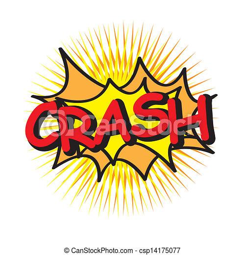 crash icon  - csp14175077