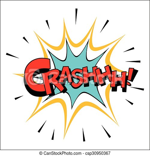 crash sound effect illustration word and blast picture clip art rh canstockphoto co nz blast clipart png bullet clipart images