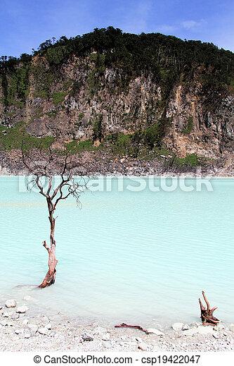 Crater lake - csp19422047