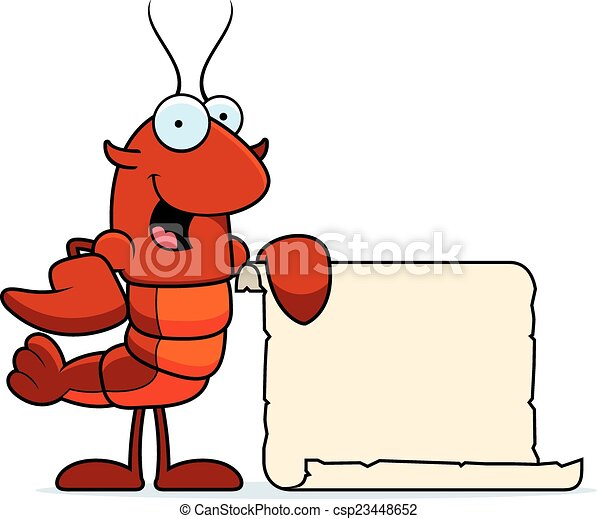 Crawfish Recipe - csp23448652