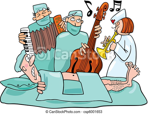 Crazy surgeons operation band - csp6001653