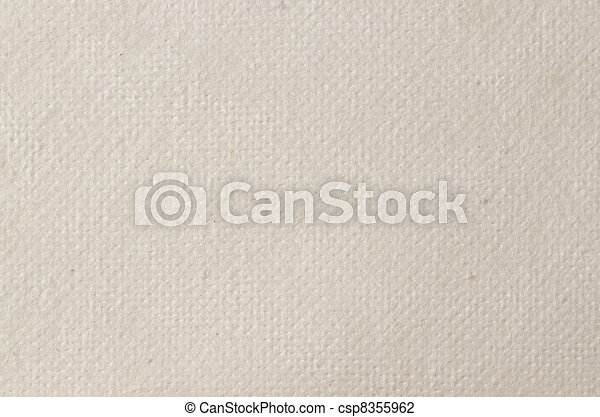 Cream Textured Paper Closeup Can Be Used As A Background Stock
