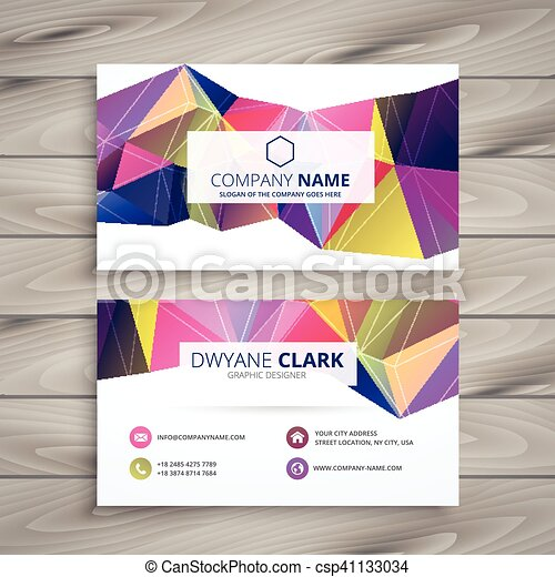 Creative business card template vectors search clip art creative business card template csp41133034 cheaphphosting Gallery
