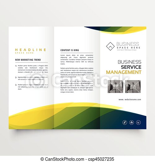 Creative business tri fold brochure leaflet template design for creative business tri fold brochure leaflet template design for corporation csp45027235 friedricerecipe Gallery