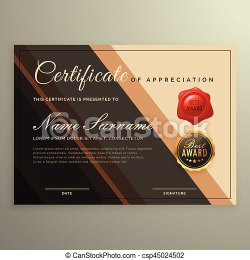 Creative certificate design diploma vector vector clipart search creative certificate design diploma vector thecheapjerseys Images