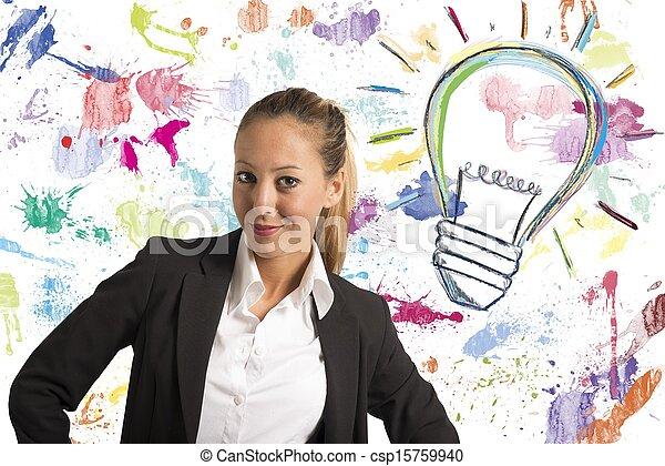 Creative idea - csp15759940