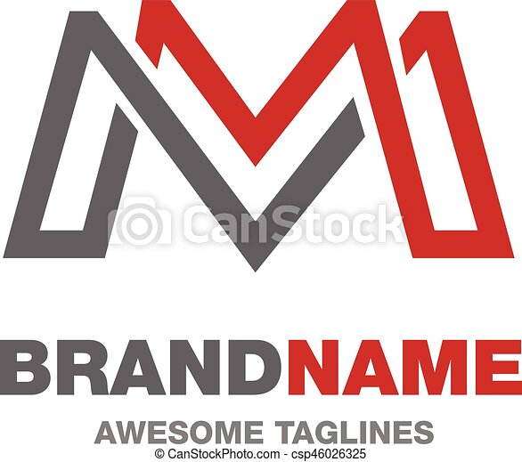 Creative letter m logo letter m abstract business logo design template wajeb Gallery