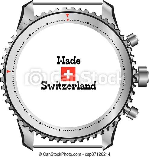 Creative Made in Switzerland - csp37126214