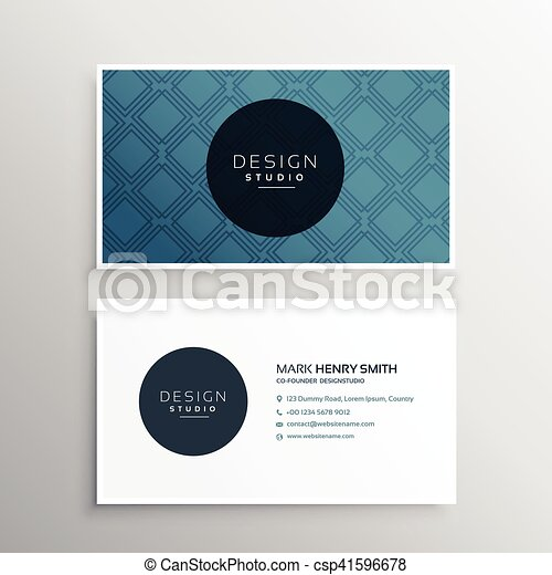Creative minimal business card template with geometric line shapes creative minimal business card template with geometric line shapes csp41596678 colourmoves