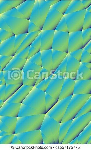 creative pieces color art background - csp57175775