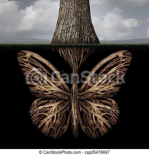 Creative Roots - csp25476697