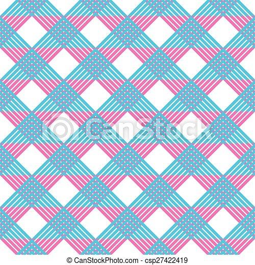 creative strip design pattern - csp27422419