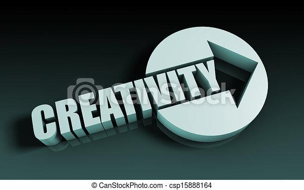 Creatividad - csp15888164