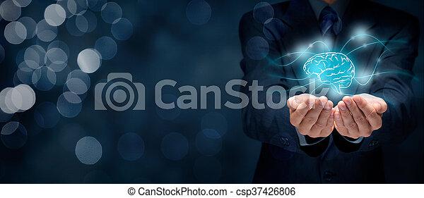 Creativity and headhunter - csp37426806