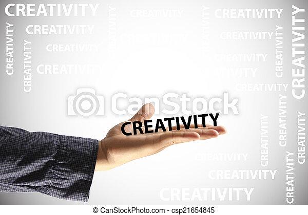 creativity - csp21654845