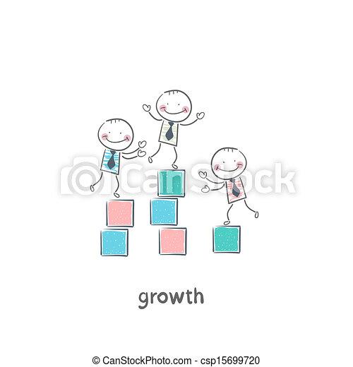 Crecimiento - csp15699720