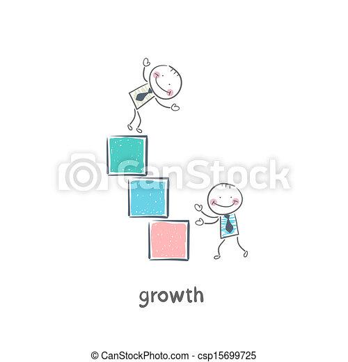 Crecimiento - csp15699725