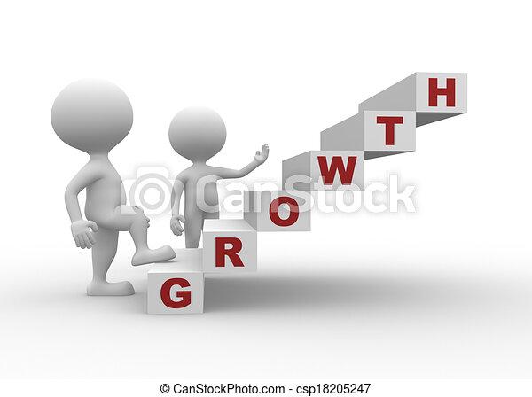 Crecimiento - csp18205247