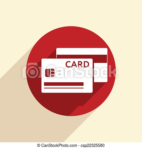 credit card - csp22325580
