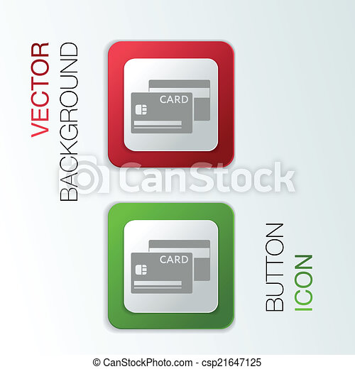 credit card - csp21647125