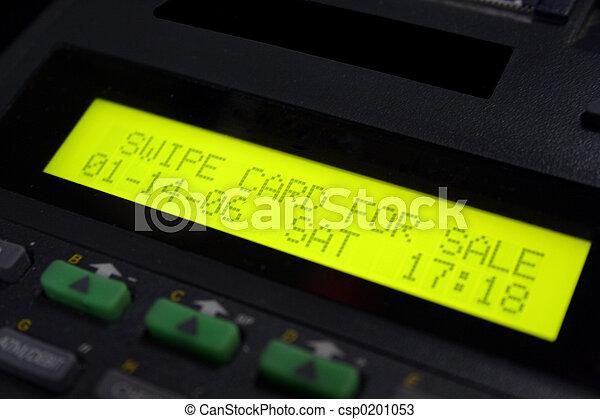 Credit Card Machine - csp0201053