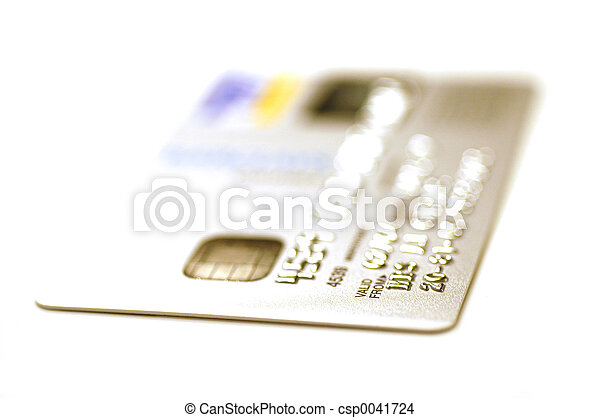 credit card - csp0041724