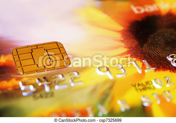 Credit card - csp7325699