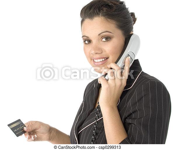 Credit Card - csp0299313