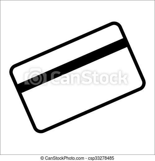 Credit Card Symbol For Download Vector Icons For Video Mobile Apps