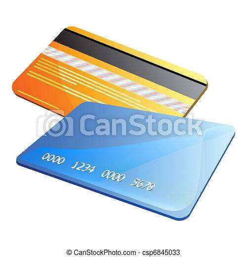 Credit cards - csp6845033