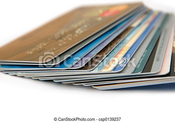 Credit cards - csp0139237