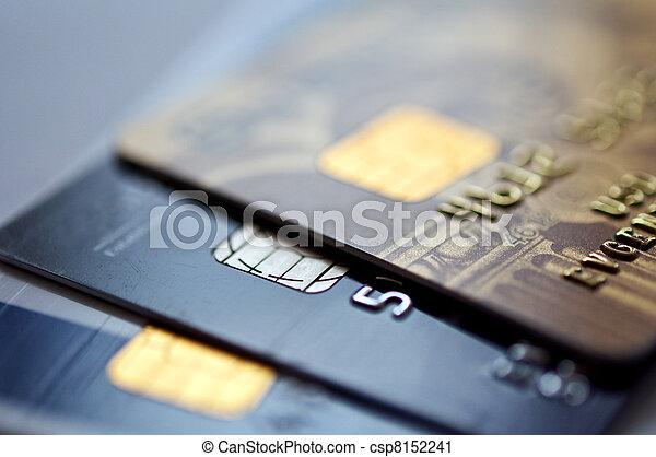 Credit cards - csp8152241