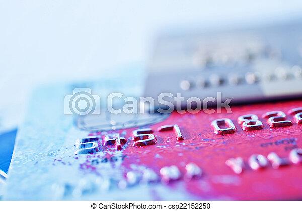 credit cards - csp22152250