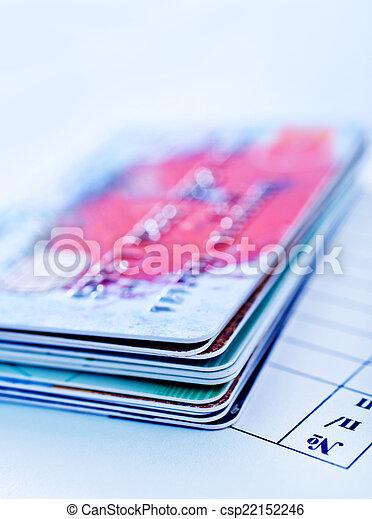 credit cards - csp22152246