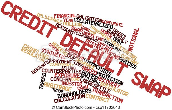 Credit default swap - csp11702648