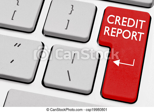 Credit report  - csp19980801