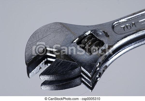Crescent Wrench 3 - csp0005310