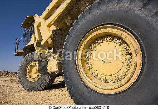 creuser camion - csp0831710