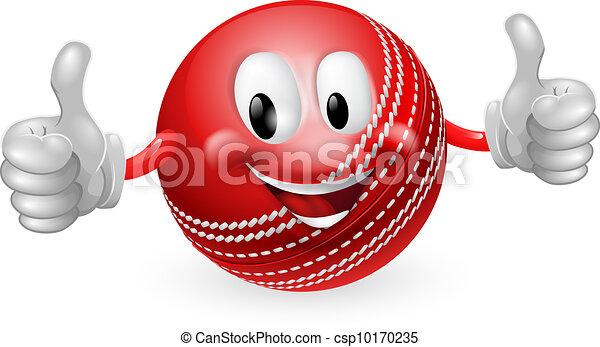 Cricket Ball Man - csp10170235