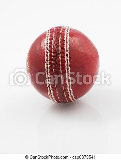 Cricket ball - csp0373541