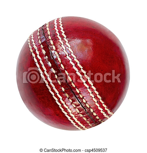 Cricket Ball - csp4509537