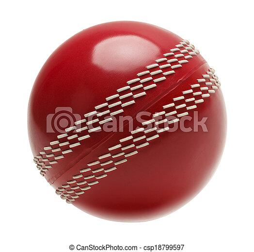 Cricket Ball - csp18799597