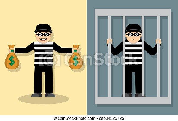 The punishment should match the criminal