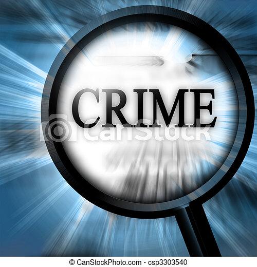 crime - csp3303540