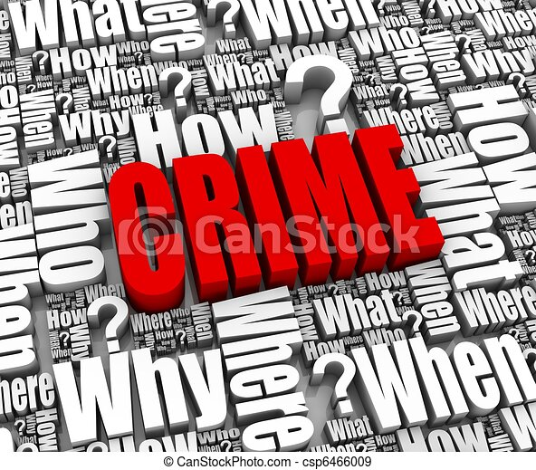 Crime - csp6466009