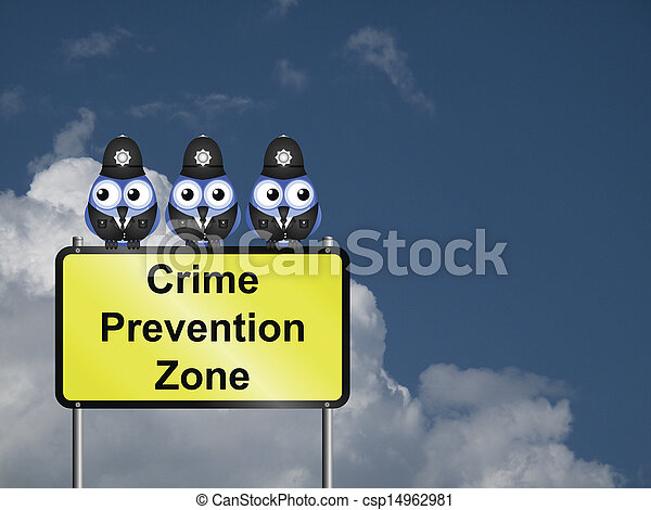 Crime Prevention UK - csp14962981