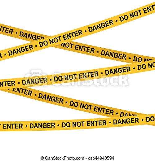 crime scene do not enter yellow tape police line do not cross tape