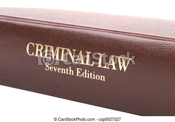 Criminal Law Book - csp0027027