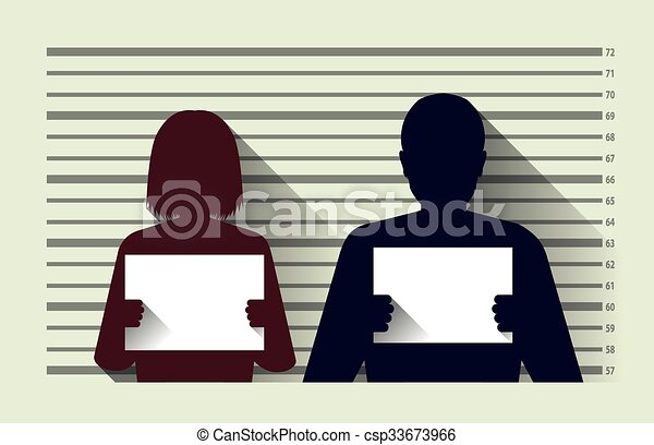 Criminal record - csp33673966